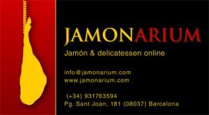 comprar jamon iberico online internet Barcelona