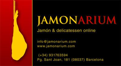 αγοράζουν σε απευθείας σύνδεση jamon internet Iberico Βαρκελώνη