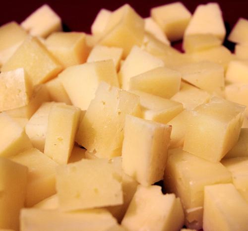 bandejas de queso manchego en Barcelona y internet