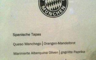 Pep Guardiola wordt gepresenteerd in München met Iberische tapas