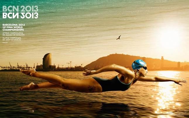 Empiezan los campeonatos mundiales de natación en Barcelona