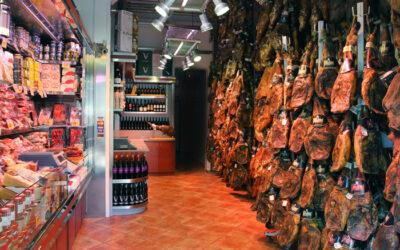Onze winkel voldoet Perni181 25 jaar oud!!! Teken een palet Iberische Bellota
