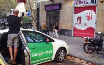Google maps nos obserba… y Google cumple 15 år!!!