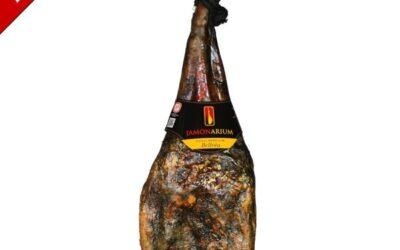 Λοταρία νικητής Ιβηρική Bellota Paleta από 25 χρόνια από το κατάστημά μας στη Βαρκελώνη…