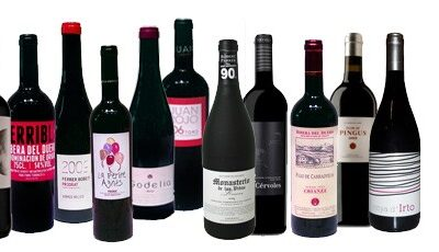 我们在巴塞罗那店Pernil181最好的葡萄酒