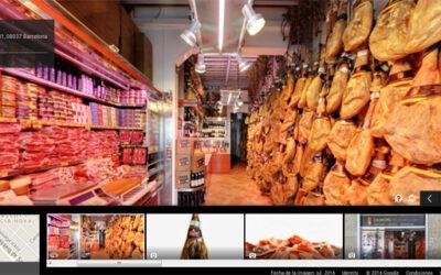 Bezoek onze winkel op Google Maps binnen