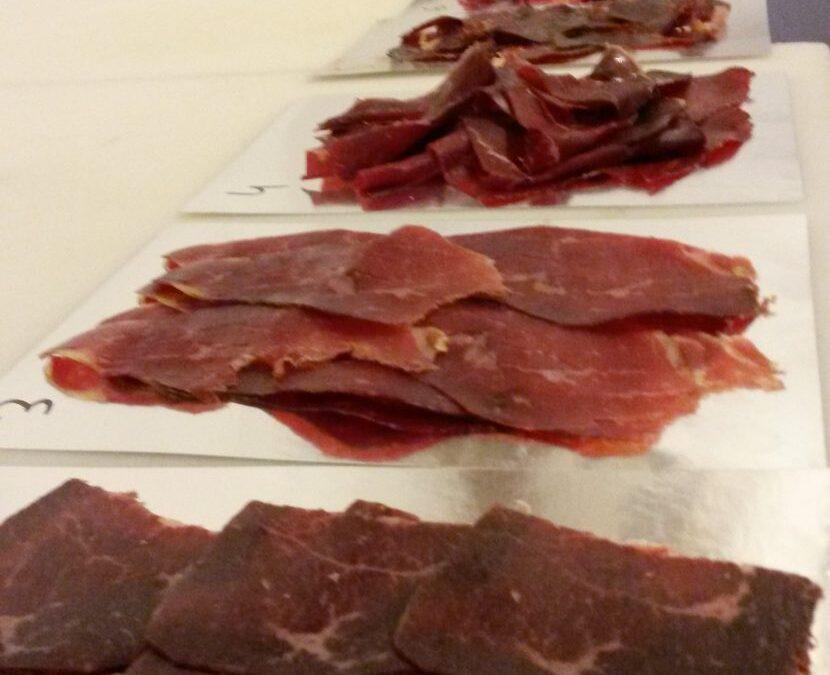 Pernil181 Cecinas smaker i Barcelona!