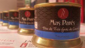 foie gras trufado