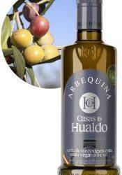 "Se forskellige olivenolie ""Hualdo huse"""