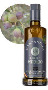 Aceite Manzanilla