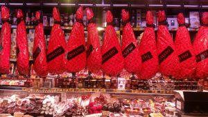 comprar jamones y paletas Joselito en Barcelona tienda