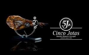 comprar jamones y paletas Cinco Jotas 5J en Barcelona