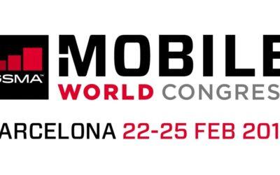 Mee naar huis een ham in de MWC 2019 Barcelona