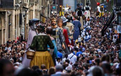Απολαύστε την καλύτερη Ιβηρική ζαμπόν κατά τη διάρκεια της γιορτές de la Mercè