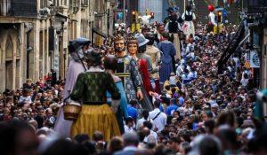 Fiestas de la Merce Barcelona