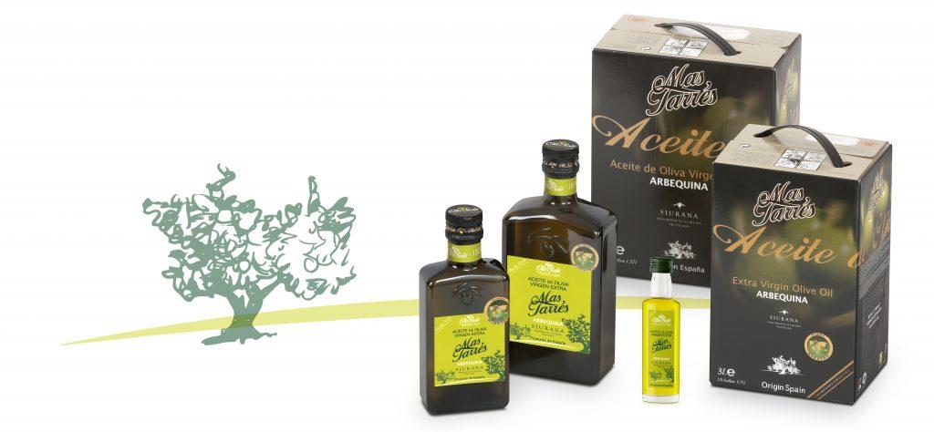 comprar aceite oliva virgen extra mas tarres barcelona