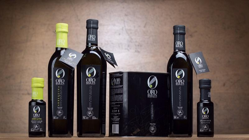Kjøp Extra Virgin Olive Oil Oro de Bailén i Barcelona