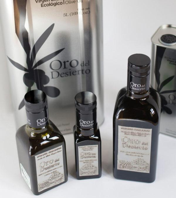 On comprar Oli d'Oliva Verge Extra Ecològic Or de l'Desert a Barcelona?
