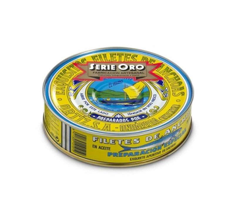 Kup najlepsze anchois w puszkach w Barcelonie